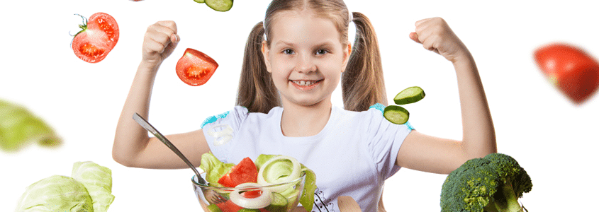 Astımlı Çocuklar Nasıl Beslenmeli?